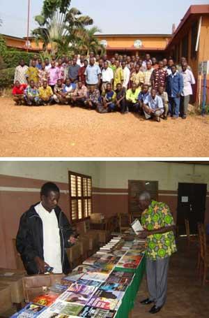 EPMT work in Africa
